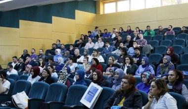 SAÜ'de 'Nefesine Doy Yaşamına Doğ' başlıklı eğitim düzenlendi