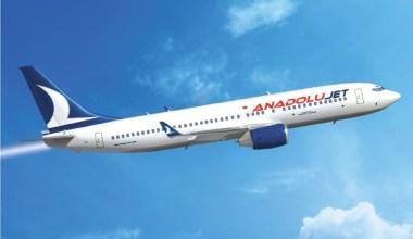AnadoluJet'ten yüzde 40 indirimli bilet kampanyası