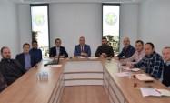 Başkan Babaoğlu, akademisyenler ve personelle bir araya geldi