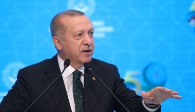 """Cumhurbaşkanı Erdoğan'dan Macron'a: """"Alma mazlumun ahını çıkar aheste aheste"""""""