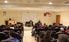 Felsefe ve Çeviri Söyleşisi SAÜ'de gerçekleştirildi