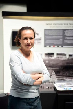 Therefore we opened the door of the 115 years of history behind Besiktas JK with Museum curator Canan Curgen for Marmara Life readers.