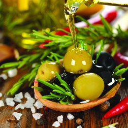 """THE MUST OF TURKISH TABLES: """"OLIVE"""""""