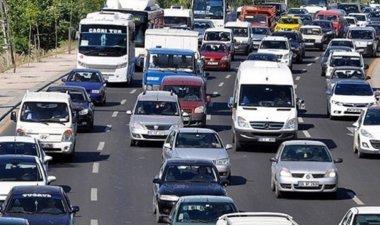 Muğla'da araç sayısı 494 bin 809'a ulaştı