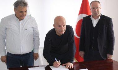 Muğlaspor Tolgay Kerimoğlu ile Anlaştı