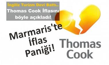 Thomas Cook İflası Kaos Yarattı