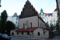 The Old New Synagogue in Prague