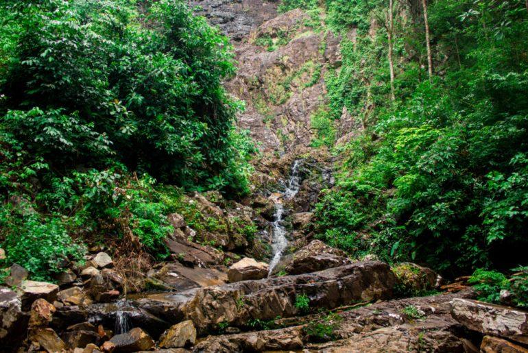Waterfall-Langkawi