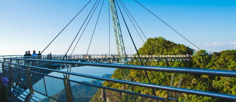 Most Langkawi atrakcja