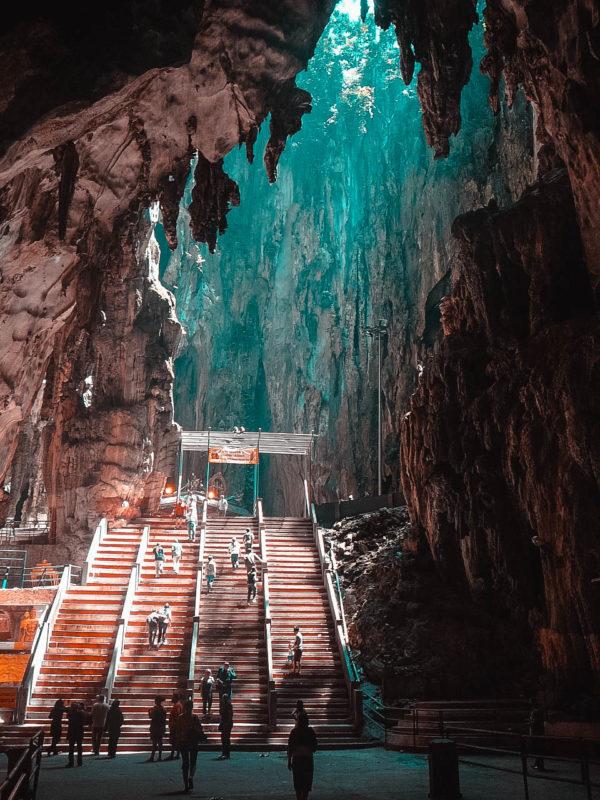 Jaskinia malezja