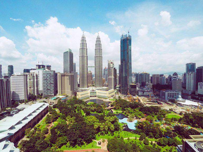 Panorama Kuala Lumpur