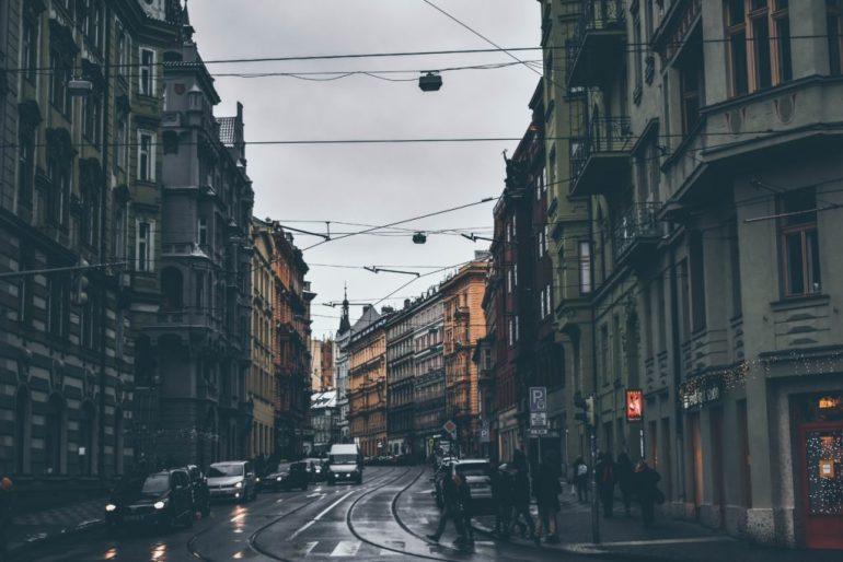 miasto czechy
