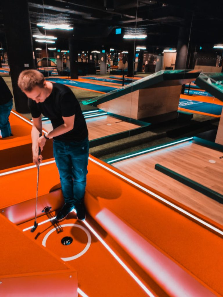 Warszawa Mini Golf