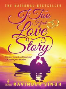I Too Had A Love Story - Ravinder Singh
