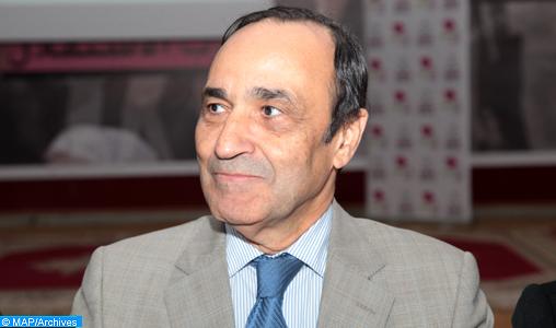 Les moyens de renforcer les relations parlementaires au centre d'entretiens entre M. El Malki et l'ambassadeur de l'Ukraine