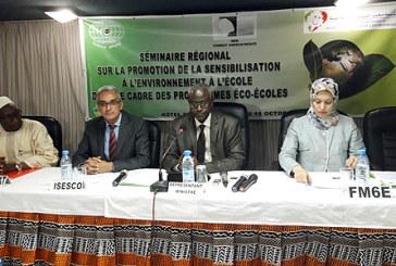 La Fondation Mohammed VI pour la Protection de l'Environnement présente à Dakar ses outils pédagogiques