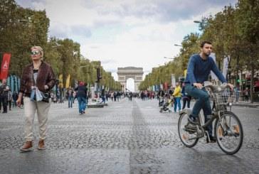 Une «Journée sans voiture» à Paris