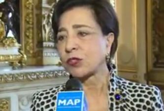 Nomination de Assia Bensalah Alaoui au Conseil de l'ONG «Leaders pour la paix»