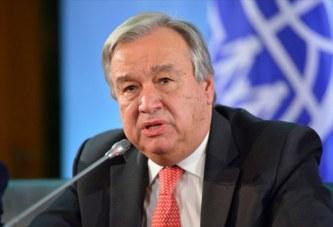 Antonio Guterres condamne l'attentat contre un meeting du Premier Ministre éthiopien