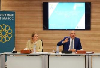 Présentation du rapport de l'OCDE sur l'administration numérique au Maroc