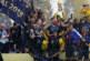 La France championne du monde, en battant la Croatie (4-2)