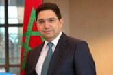 Nasser Bourita souligne à Washington la «densité» et la «fécondité» du partenariat Maroc-Etats Unis