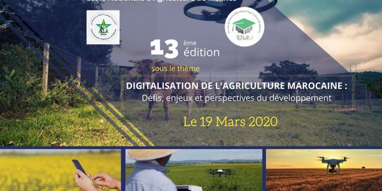 Digitalisation de l'agriculture Marocaine