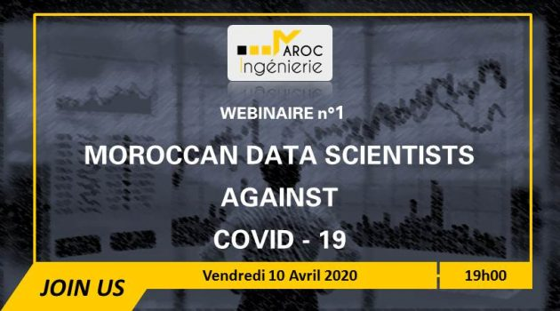 Moroccan Data Scientists Against Covid19