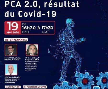 PCA 2 0 Resultat du covid 19