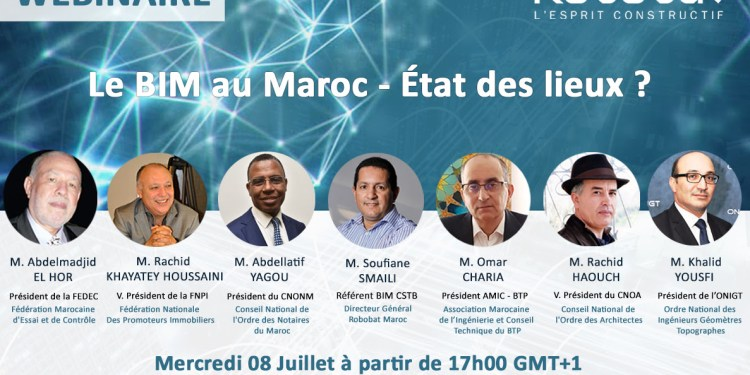 Le BIM au Maroc: état des lieux