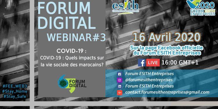 COVID-19: Quels impacts sur la vie sociale des marocains