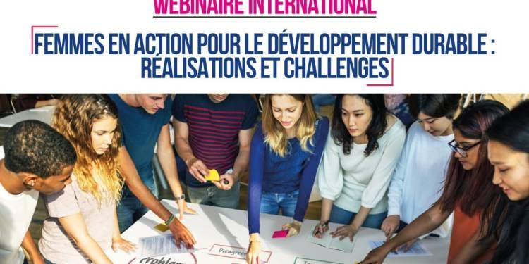 Femmes en Action pour le Développement Durable : Réalisations & Challenges