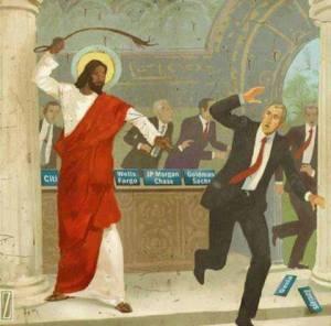 Jesus est mort pour avoir dénoncé le Dieu EL (Allah)