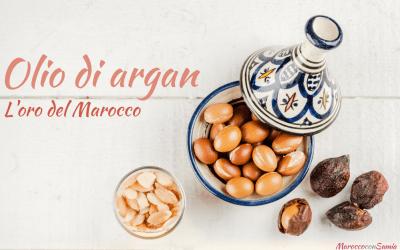 Olio di argan, l'oro liquido del Marocco