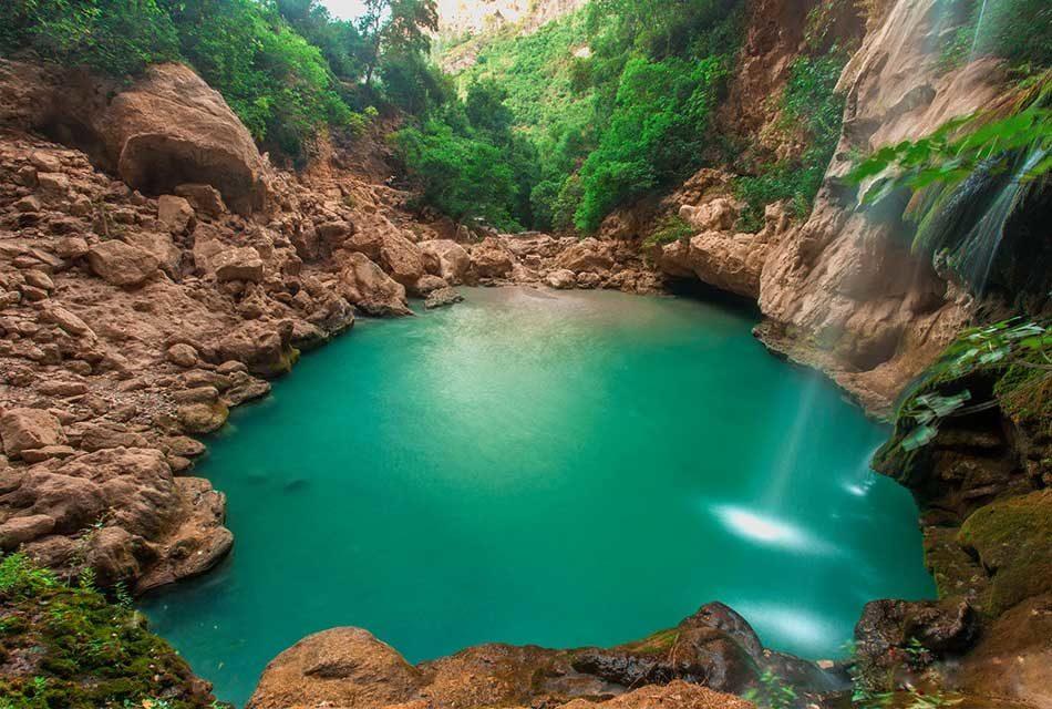 cascata akchour_maroccoconsamia