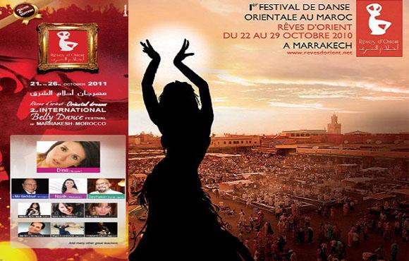 Passionnés de Danse découvrez les Stars Internationales de la Danse Orientale lors du Gala du Festival de Danse Orientale!