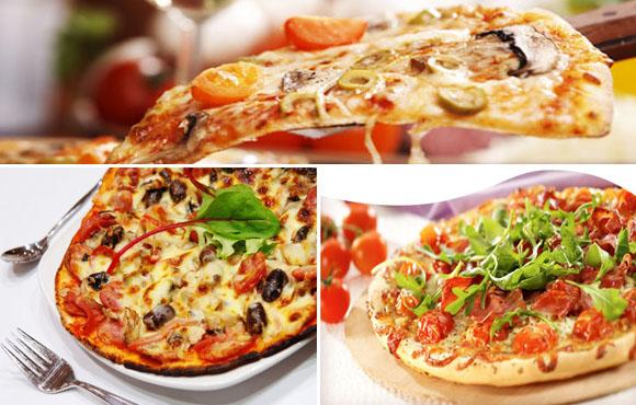 Pasta et Pizza chez Luigi Rabat Agdal à seulement 35dhs au lieu de 70!