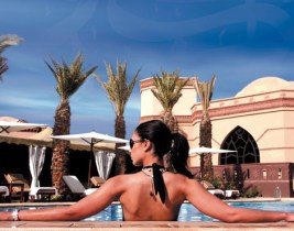 Journée Détente au Restaurant Millagros à l'Hôtel Terre Resort & Spa pour seulement 199dhs au lieu de 500!