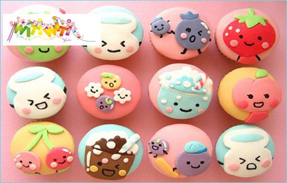 Ateliers pour enfants: Cup cakes, Muffins, Crêpes et Brownies pour pâtissiers en herbe à -50% chez Witi Witi!
