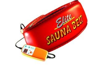Perdez du poids sans efforts grâce à la ceinture sauna élite edition