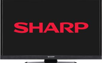 TV LED HD SHARP 32″ + bon d'achat offert