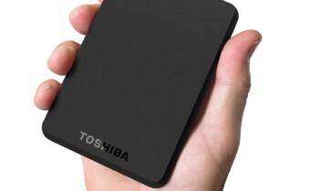 Disque dur externe Tochiba 1 To usb 3.0 à seulement 625 DH