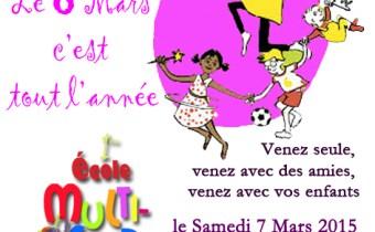 Journée Spéciale Mamans et Enfants