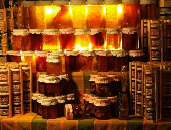 2kg du Miel Jujubier (Sidr) Du SAHARA Tafilalt pur et naturel
