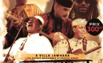 événement «Gnawa All Stars»