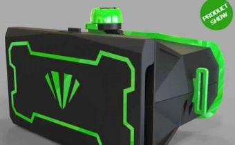 Lunette réalité virtuelle Google Cardboard 3D – Smartphone