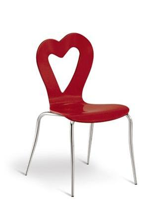 Chaise Heart