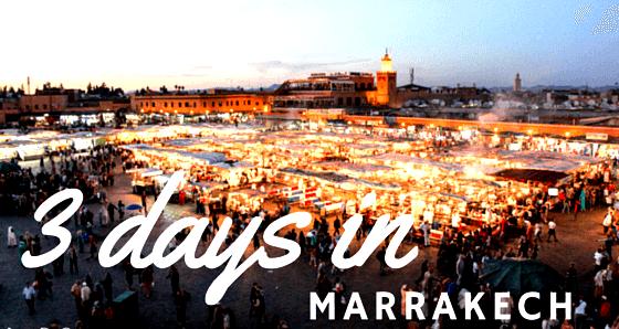 Super Offre Marrakech 4*