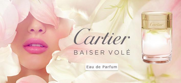 Eau de Parfum Baiser volé de Cartier