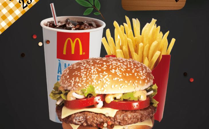 Livraison Mcdonald's – Burger King – Kfc..